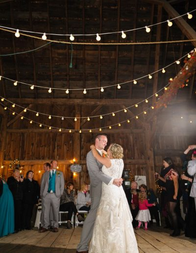 Wedding at Willow Pond